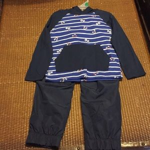 Two piece set new with tags size 5t outfit